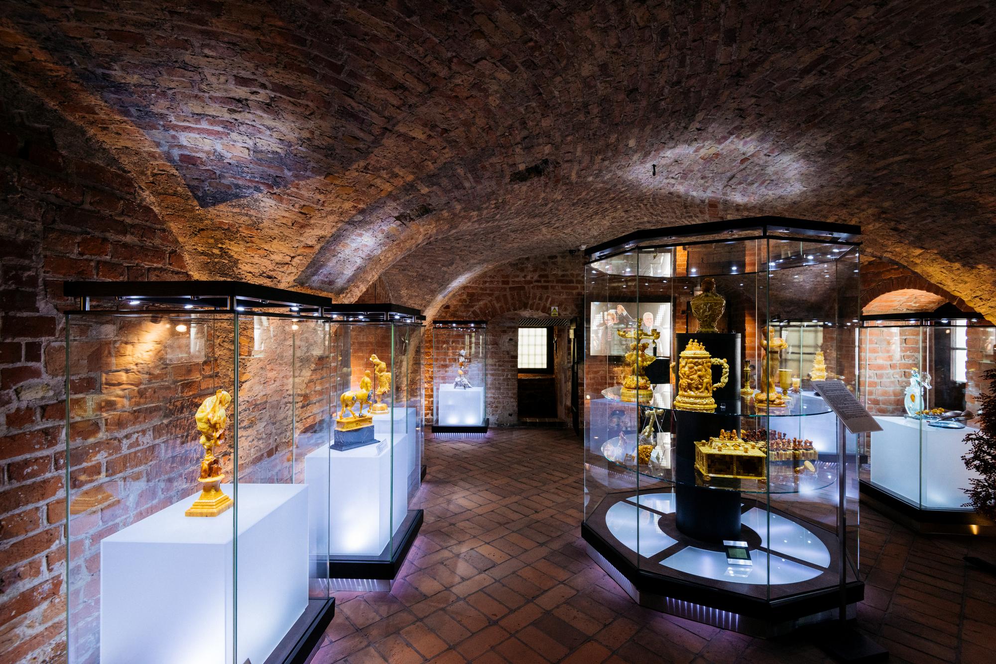 Gdansk Amber Museum