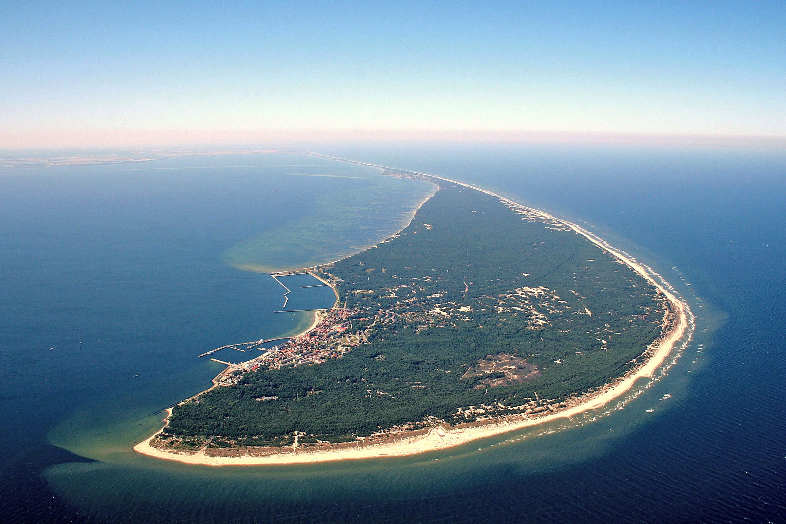 Hel-beach-in-Poland
